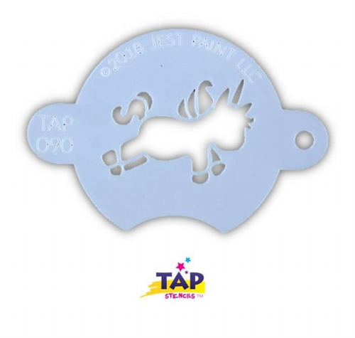 090 TAP Chubby Little Unicorn